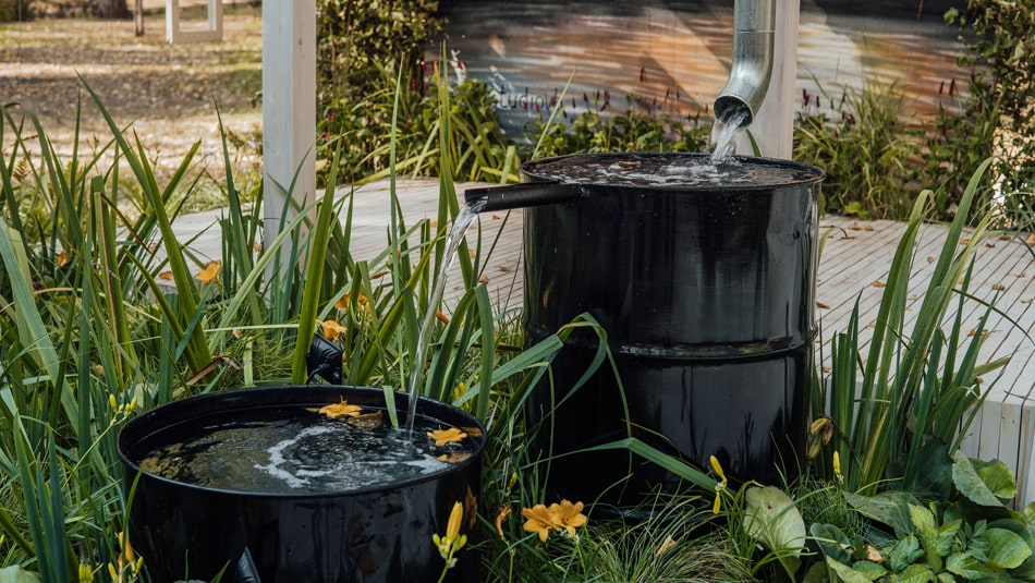 How to make the most of a wet garden - Hollandscapes