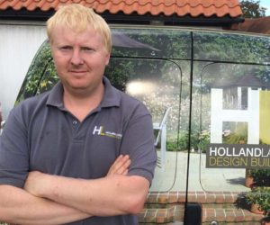 paul baker director of landscaping and garden design businesses