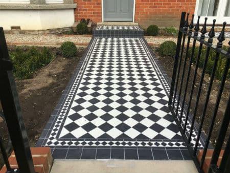 victorian-tile-path