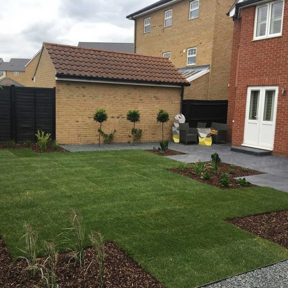 landscaping ideas for a tidy garden