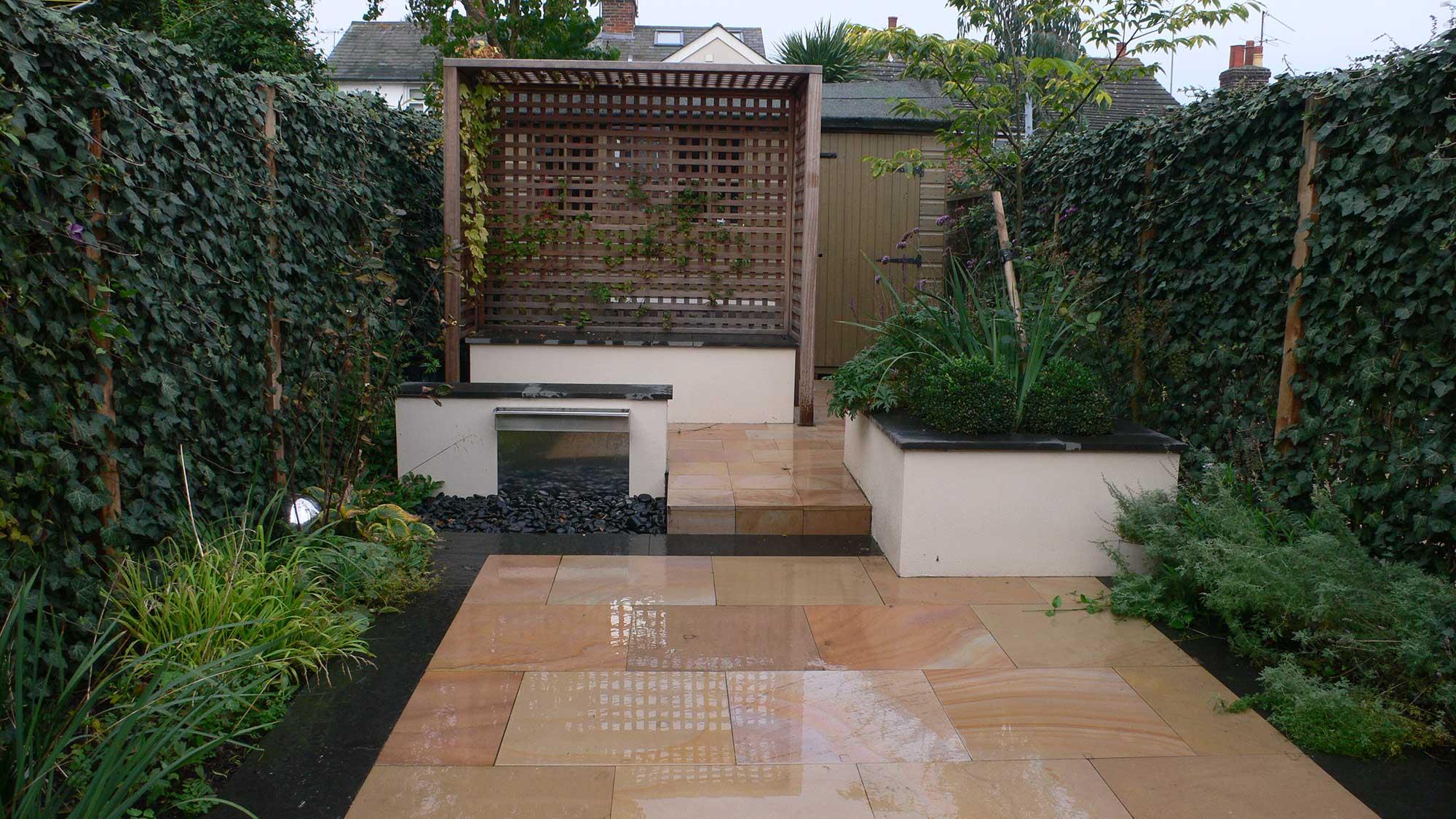Modern Garden Design, Holland Landscapes, Colchester, Essex
