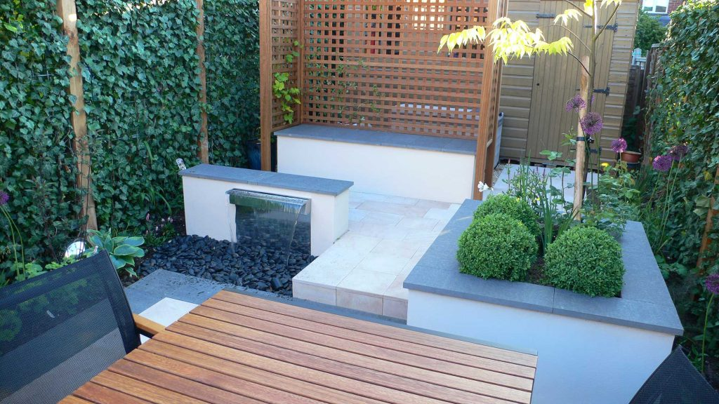 a garden for wellbeing