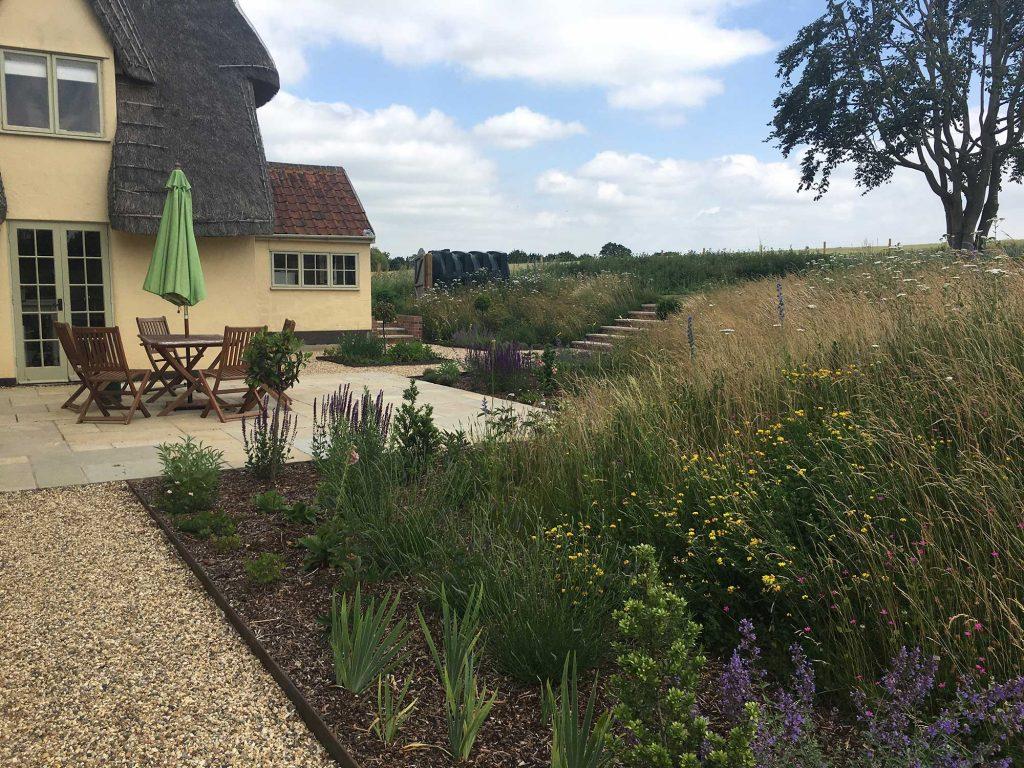 rural garden ongar