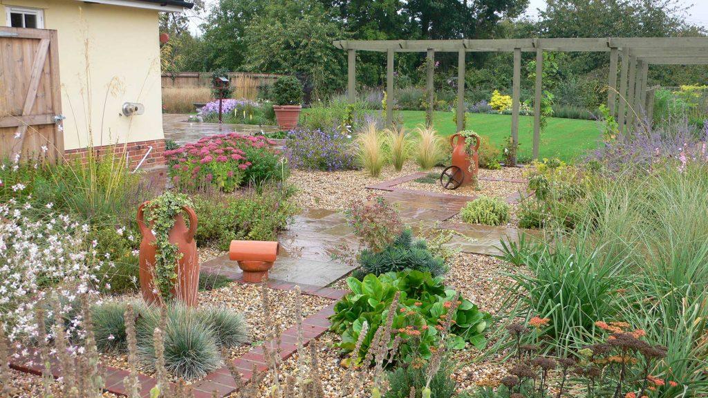 Polestead Garden
