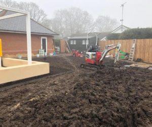 danbury lawn preparation